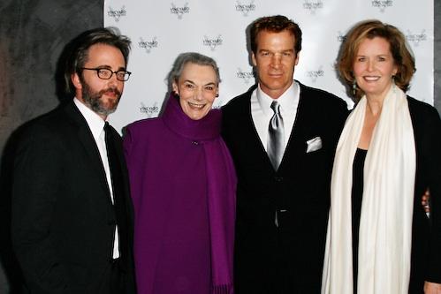 Michael Rhodes, Marian Seldes, Kevin Kilner and Jordan Baker