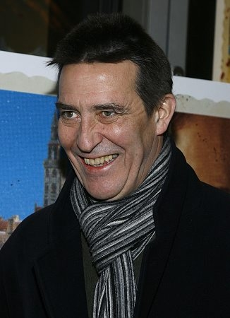Ciaran Hinds at 'In Bruges' by McDonagh, NY Screening