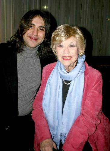 Michael Katsobashvili and Jan Wallman