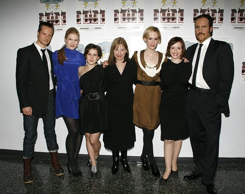 Chandler Williams, Lily Rabe, Jennifer Dundas, Beth Henley, Sarah Paulson, Jessica Stone and Patch Darragh