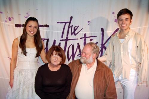 Julie Craig, Bainie Wild and Larry Wild, and Jordan Nichols