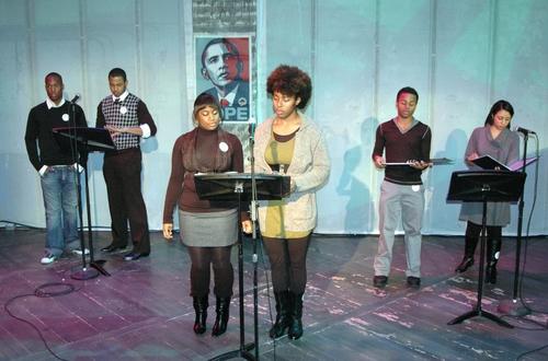 Timothy George Anderson, Dwayne Washington, Ebony Hood, Domonique Porter, Kevin Curtis, Alessia Thompson