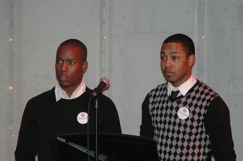 Timothy George Anderson and Dwayne Washington