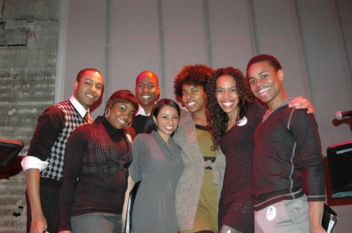 Dwayne Washington, Ebony Hood, Timothy George Anderson, Alessia Thompson, Domonique Porter, Erica Dorfler, Kevin Curtis
