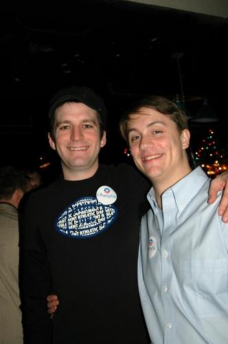 Producers Ryan J. Davis and Adam Wagner
