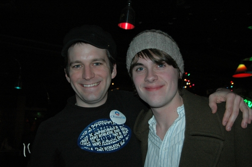 Ryan J. Davis and Jeffery Self