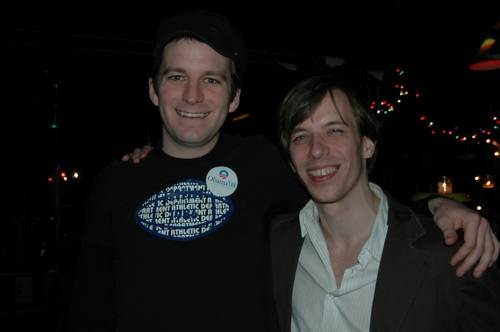 Ryan J. Davis and Joe Drymala