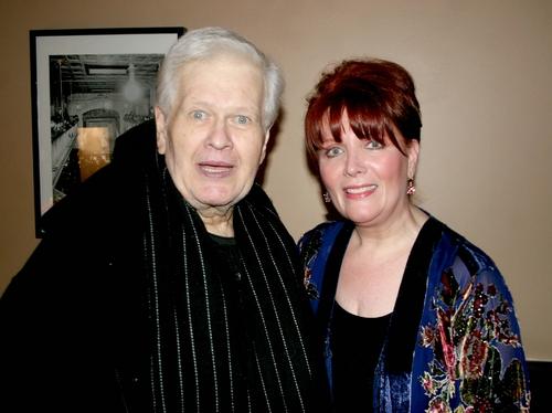 Donald Smith and Maureen McGovern