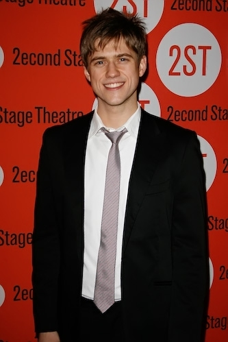Aaron Tveit Photo
