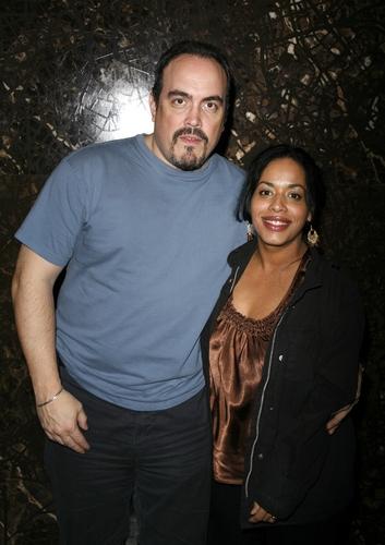 David Zayas and wife Liza Colon Zayas