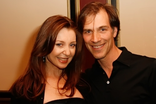 Donna Murphy and Angelo Fraboni
