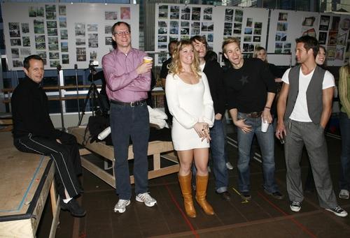 Rob Ashford, Mark Brokaw, Elizabeth Stanley, James Snyder