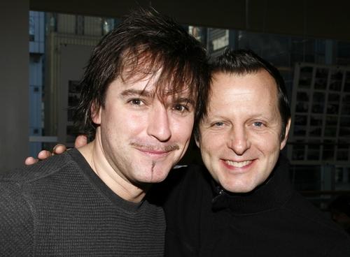Christian Jahnke and Rob Ashford