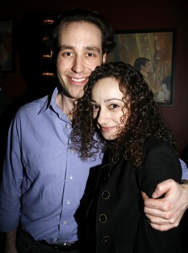 Michael Minarik and Megan McGinnis  Photo