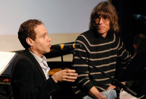 Steven Sater and David Fricke