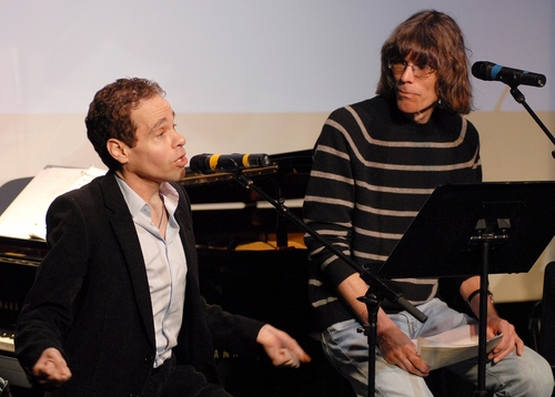 Steven Sater and David Fricke Photo