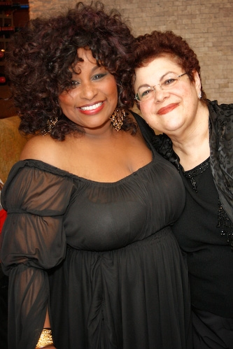 Chaka Khan and Phoebe Snow