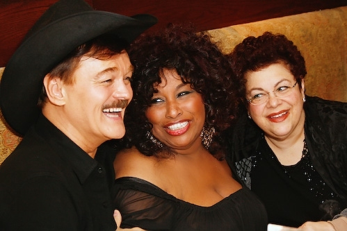 Randy Jones, Chaka Khan, and Phoebe Snow