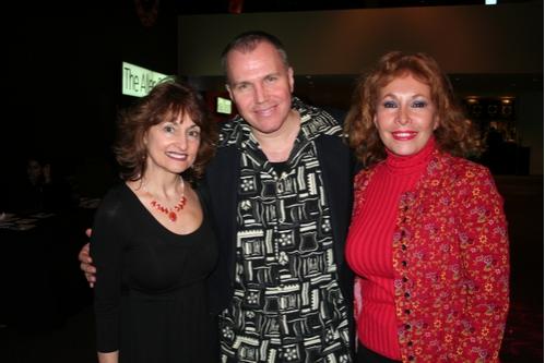 Wanda Libardi, Gary Neuberg and Irene Eizen