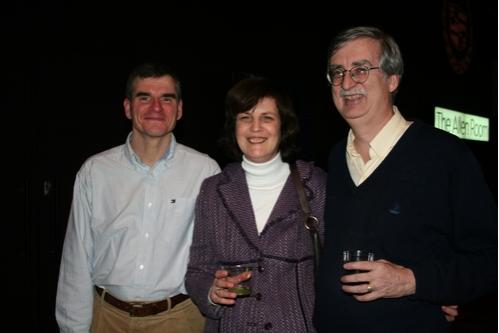 Len Gersten, Cathy Alexander and Charles Alexander