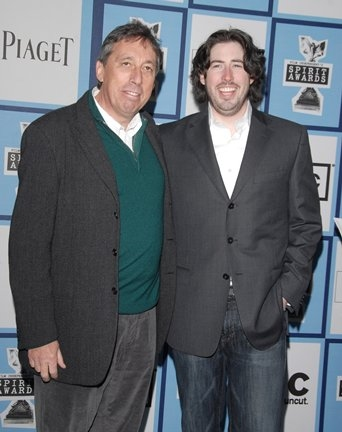 Ivan Reitman and Jason Reitman