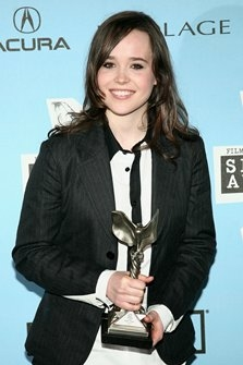 Ellen Page at 23rd Annual Independent Spirit Awards