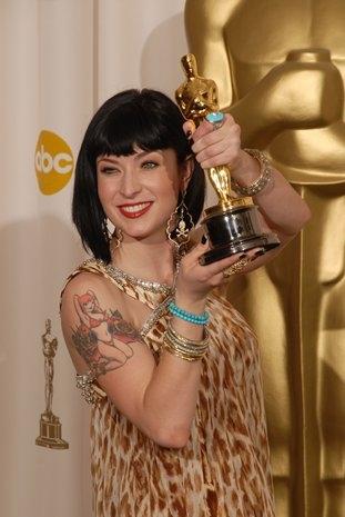 Diablo Cody at 80th Annual Academy Award Winners!