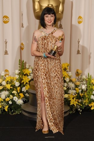 Diablo Cody at 80th Annual Academy Award Winners!