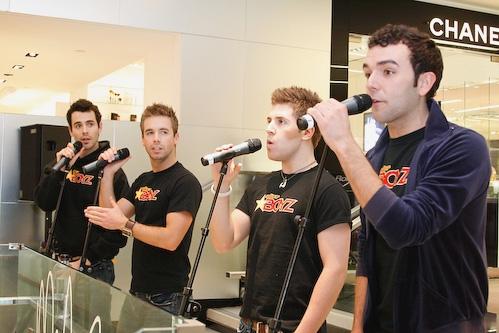 Chad Doreck, Ryan J. Ratliff, Jesse J.P. Johnson, and Joey Khourey