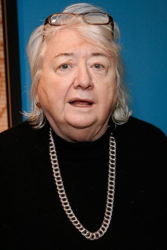 Elizabeth Ireland McCann at Best Musicals Exhibited at NY Public Library