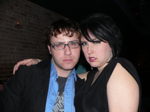 Brian J. Nash and Natalie Joy Johnson