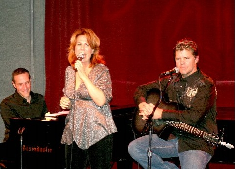 Jim Brickman, Victoria Shaw and Richie McDonald