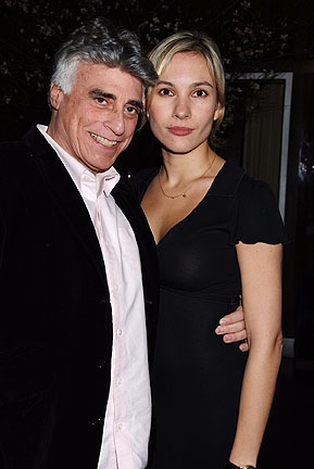 Andrew Stein and Alessandra Duranceau