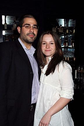 Jamie Arizarry and Maria Widmar
