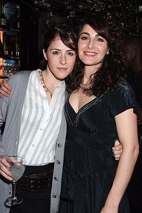 Maxine Kaye and Jessica Kaye