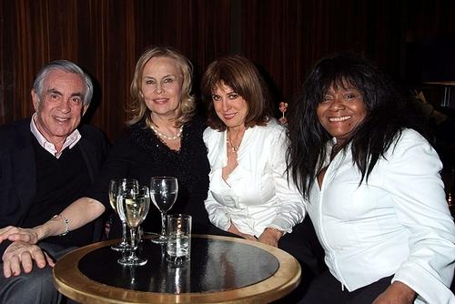 Marty Bregman, Cornelia Sharpe Bregman, Joan Jedell and Susan Batson
