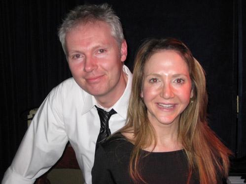 Steve Gibbs (guitar) and Musical Director