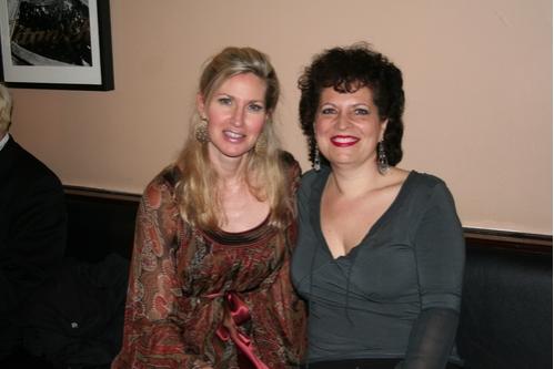 Luba Mason and Laurie Krauz Photo