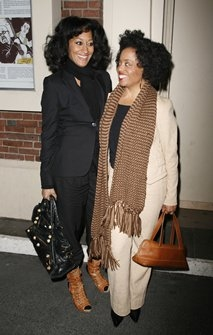Tracee Ellis Ross and Rhonda Ross
