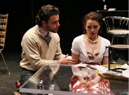 James Martinez and Tanya Fischer