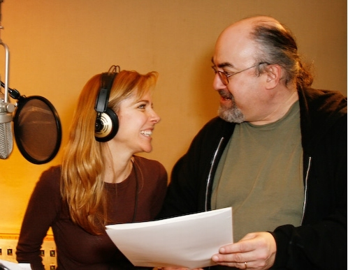 Kerry Butler and Michael Starobin