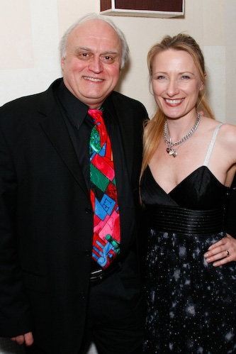Alan Semok and Laurie Williams