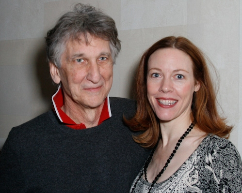 Charles Mee and Veanne Cox