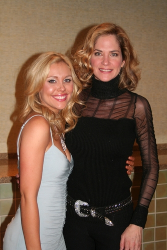 Amanda Baker (AMC) and Kassie DePaiva