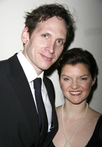Steve Kunken and Mary Bacon