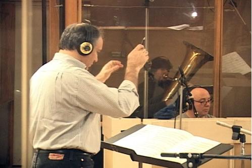 Michael Kosarin conducting