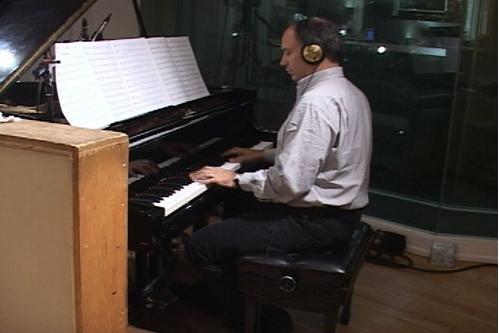 "Michael Kosarin playing ""Baby Mine"""