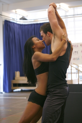 Mayumi Miguel and Charlie Sutton Photo