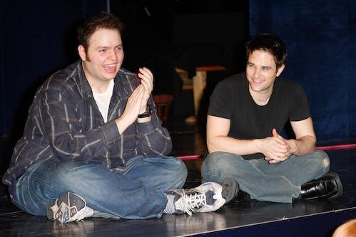 Daniel Everidge and Ryan Patrick Binder Photo