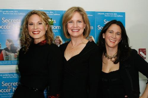 Caralyn Kozlowski, Nancy Ringham and Deborah Sonnenberg